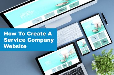 How To Create A Simple Service Company Website