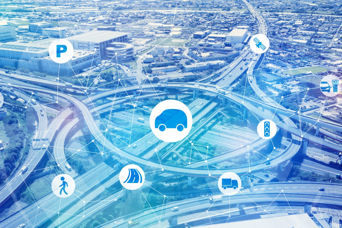 Drive Transportation With an Integrated Routing Solution