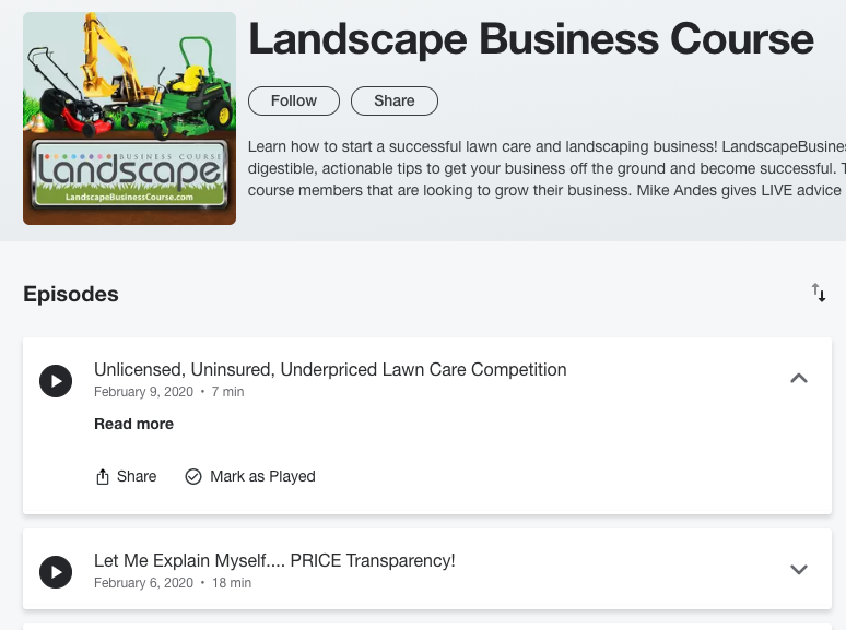 Best Lawn Care Podcasts 7 Podcasts For Lawn Care Business Owners