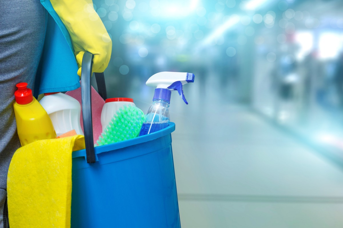 The Essential Cleaning Business